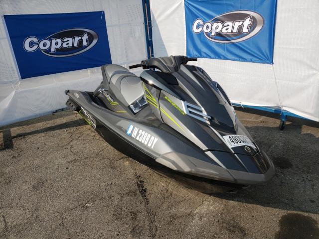 Salvage 2015 Yamaha FXSHO for sale