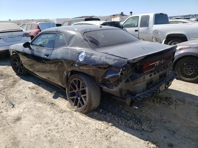 купить 2012 Dodge Challenger 5.7L 2C3CDYBT6CH158550