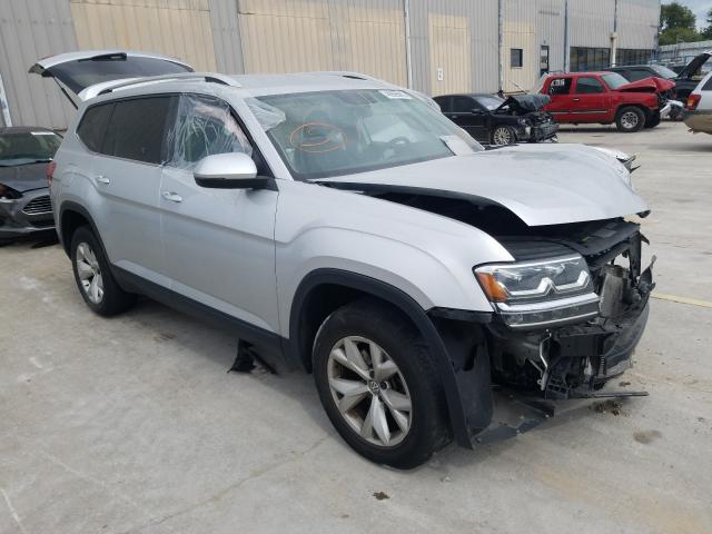 Salvage 2018 Volkswagen ATLAS SE for sale