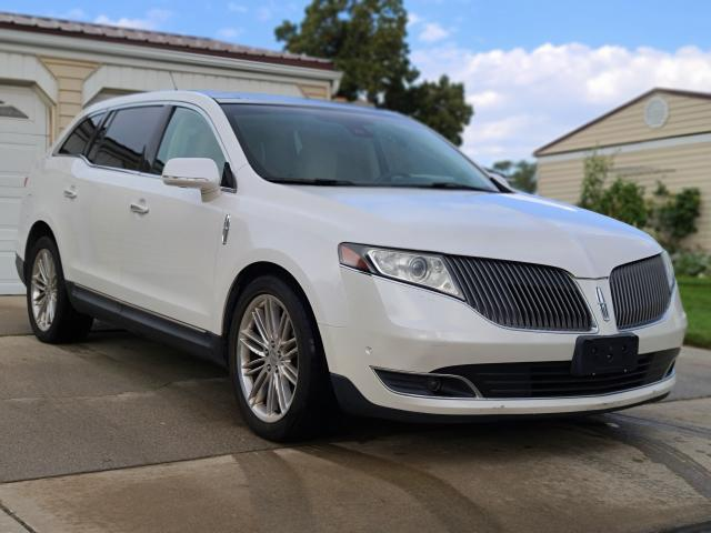 Lincoln Vehiculos salvage en venta: 2013 Lincoln MKT