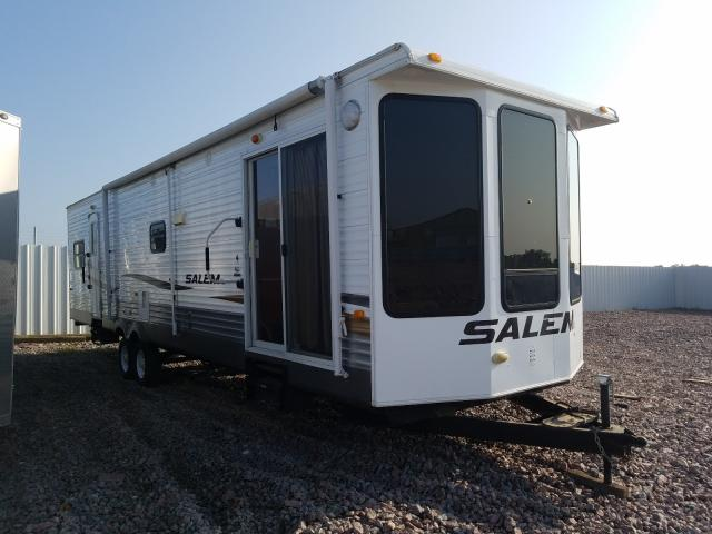 Salem Vehiculos salvage en venta: 2010 Salem Travel Trailer