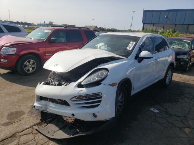 2013 Porsche CAYENNE | Vin: WP1AA2A28DLA03423