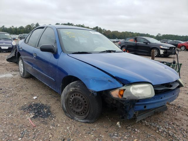 Chevrolet Cavalier salvage cars for sale: 2004 Chevrolet Cavalier
