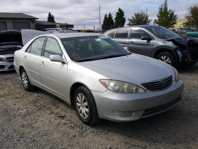 Salvage cars for sale from Copart Eugene, OR: 2005 Toyota Camry