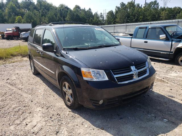 Vehiculos salvage en venta de Copart Charles City, VA: 2010 Dodge Grand Caravan