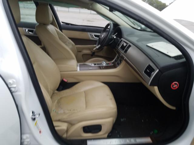 2013 Jaguar XF | Vin: SAJWA0ES2DPU05079