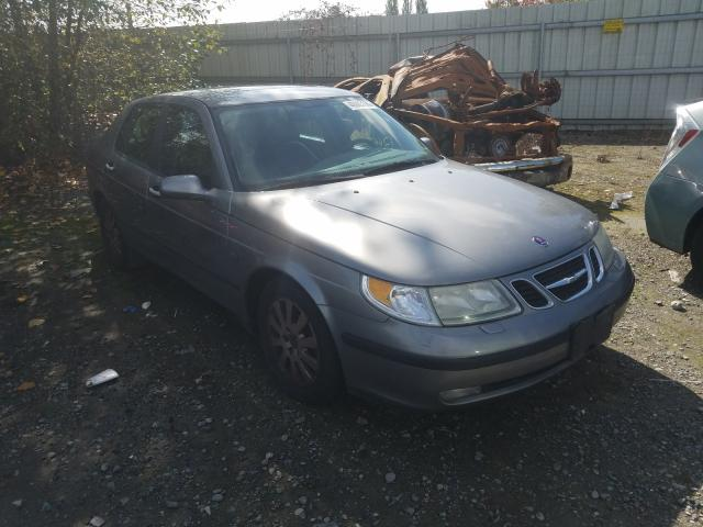 Saab salvage cars for sale: 2003 Saab 9-5 Linear