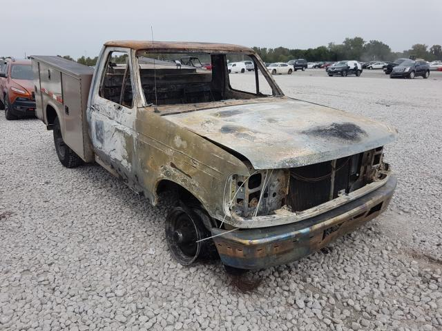 Salvage cars for sale from Copart Alorton, IL: 1994 Ford F250