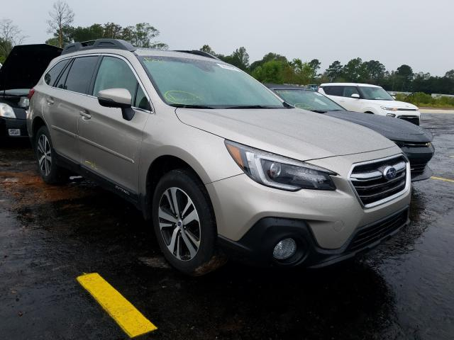 Salvage cars for sale from Copart Eight Mile, AL: 2018 Subaru Outback 2