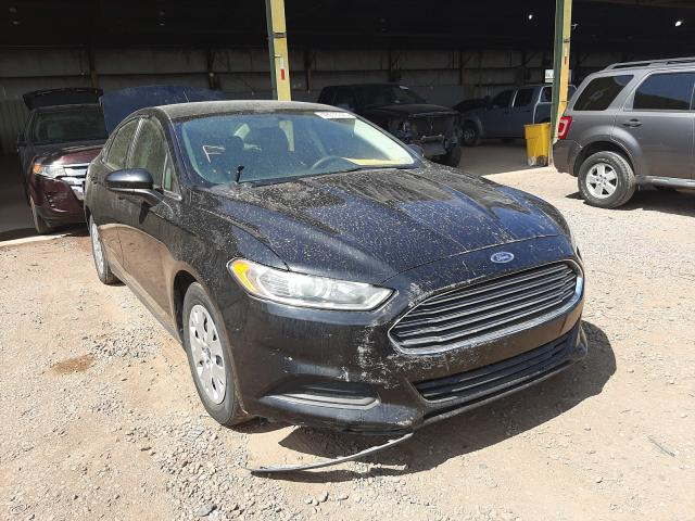 Salvage cars for sale from Copart Phoenix, AZ: 2013 Ford Fusion S