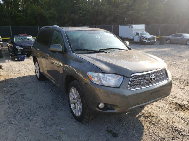 2009 Toyota Highlander for sale in Waldorf, MD