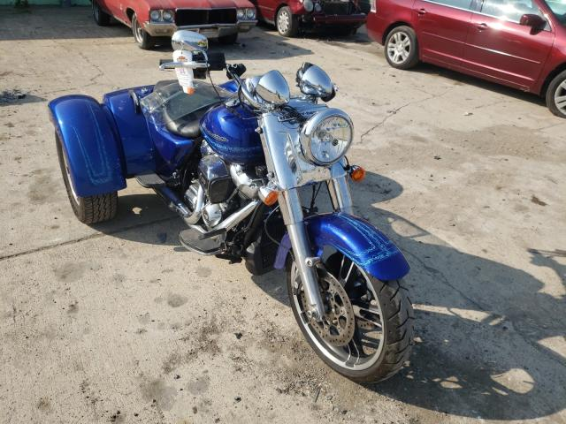 Salvage cars for sale from Copart Columbus, OH: 2019 Harley-Davidson Flrt