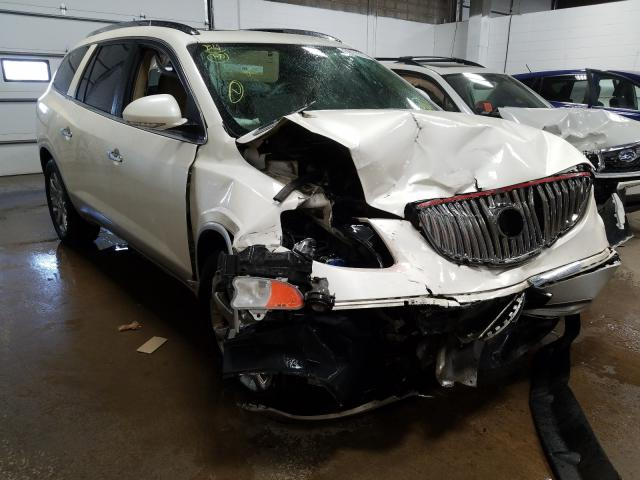 Salvage cars for sale from Copart Blaine, MN: 2008 Buick Enclave CX