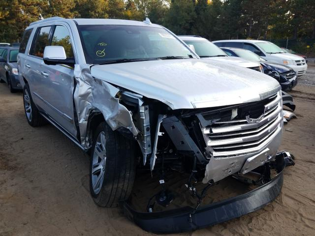 Cadillac Escalade P salvage cars for sale: 2019 Cadillac Escalade P
