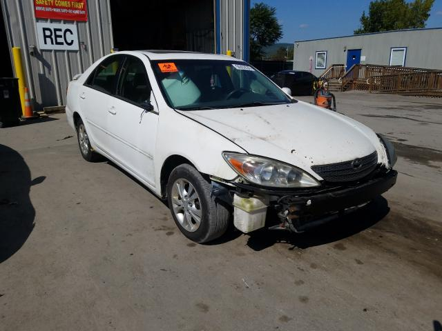 Salvage cars for sale from Copart Duryea, PA: 2004 Toyota Camry LE