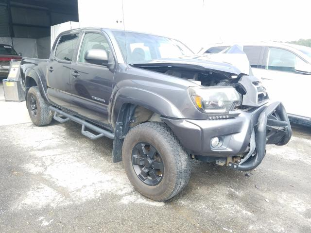 Toyota salvage cars for sale: 2015 Toyota Tacoma DOU