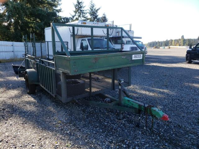 Global Auto Auctions: 1984 GARL UTILITY TR