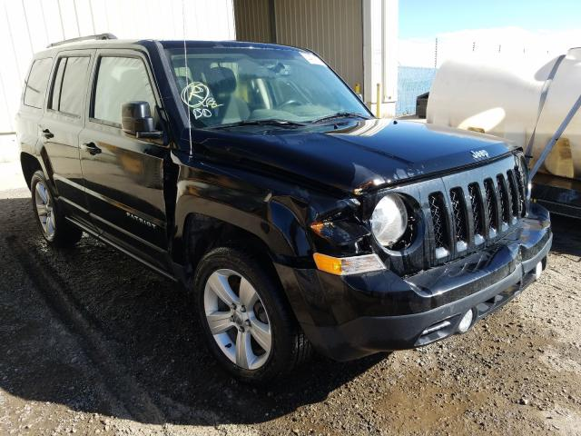 Jeep Patriot salvage cars for sale: 2014 Jeep Patriot