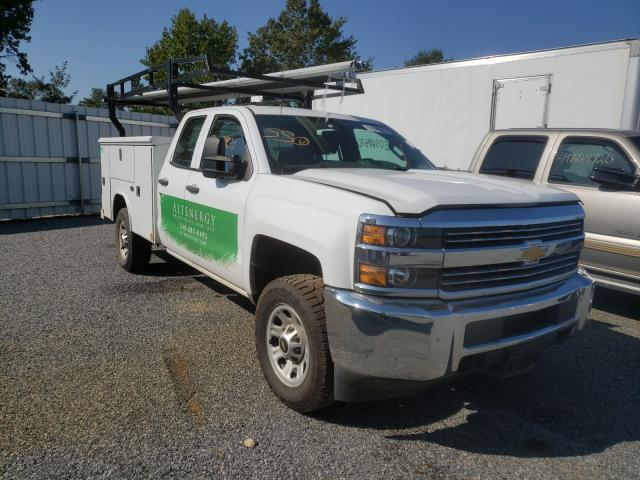 Salvage cars for sale from Copart Fredericksburg, VA: 2015 Chevrolet Silverado