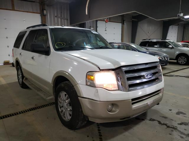 Ford Expedition salvage cars for sale: 2010 Ford Expedition
