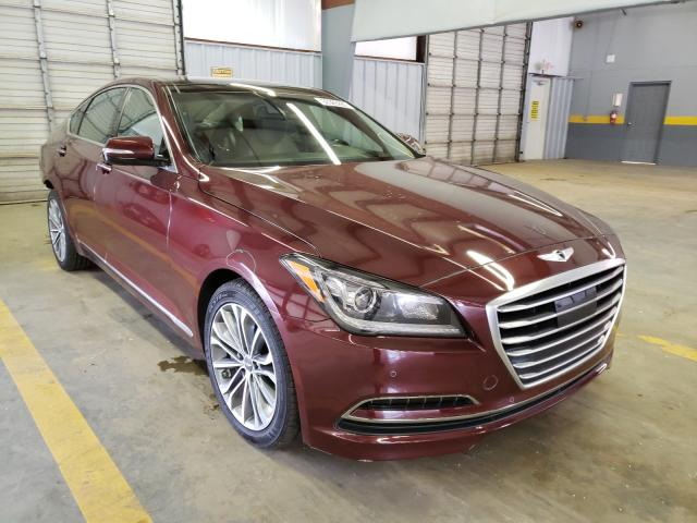 Hyundai Genesis salvage cars for sale: 2015 Hyundai Genesis