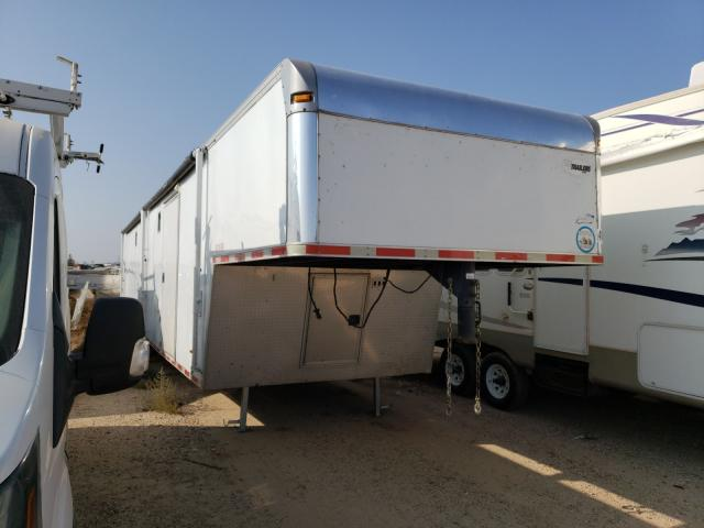 Salvage cars for sale from Copart Amarillo, TX: 2006 Trtn Trailer