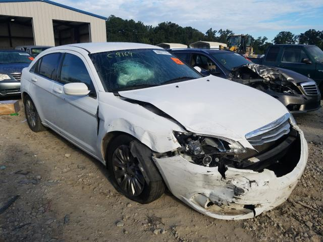 Salvage cars for sale from Copart Ellenwood, GA: 2013 Chrysler 200 LX