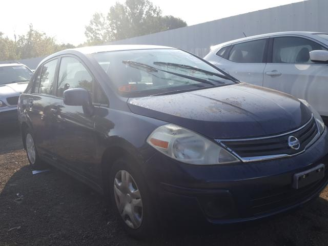 2011 Nissan Versa S for sale in Columbia Station, OH