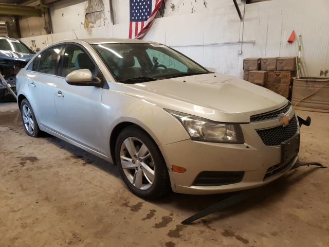 Chevrolet Cruze salvage cars for sale: 2014 Chevrolet Cruze