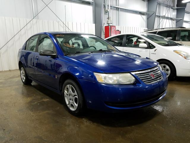 Saturn salvage cars for sale: 2005 Saturn Ion Level