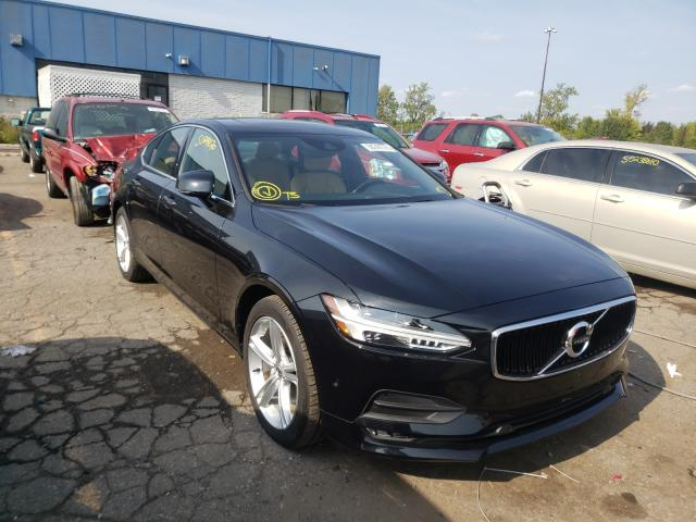 Volvo S90 T5 MOM salvage cars for sale: 2017 Volvo S90 T5 MOM