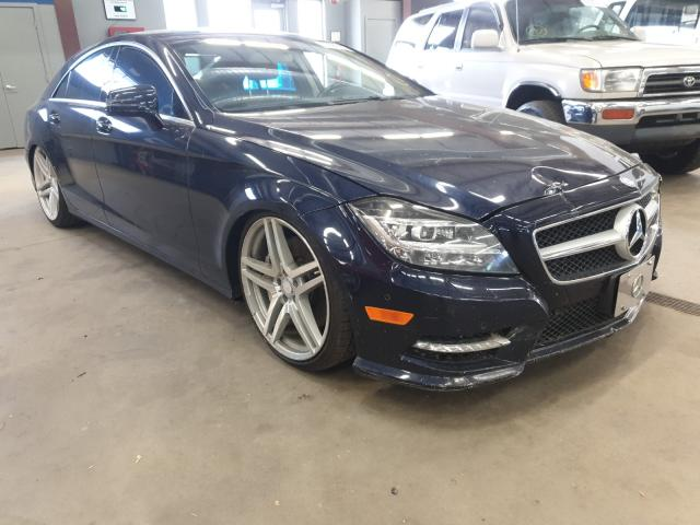 2014 Mercedes-Benz CLS 550 4M for sale in East Granby, CT
