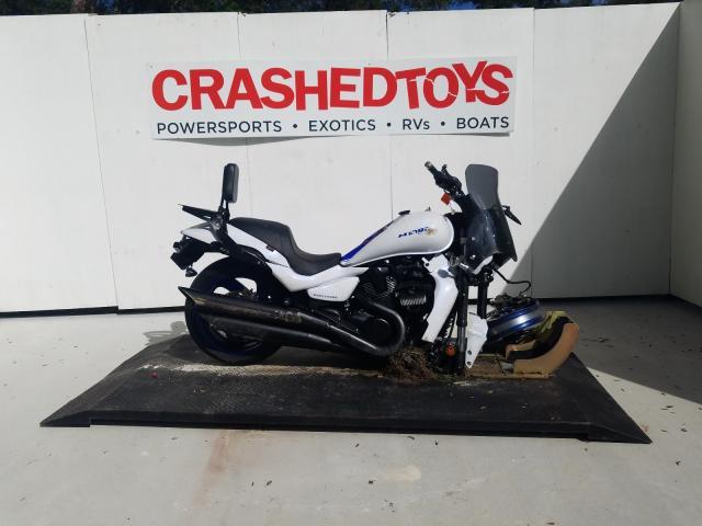 Salvage motorcycles for sale at Ocala, FL auction: 2019 Suzuki VZR1800