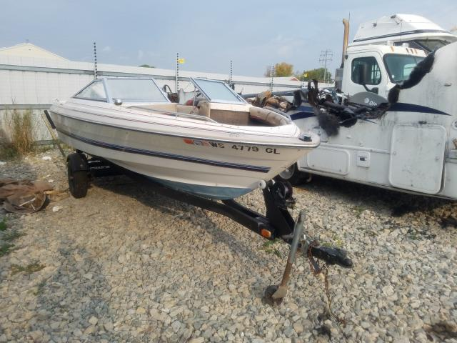 Bayliner salvage cars for sale: 1984 Bayliner 1900 BR(*)