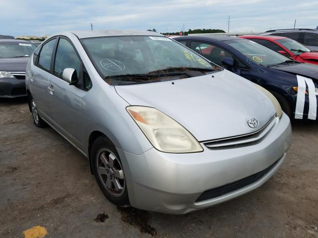 Toyota salvage cars for sale: 2005 Toyota Prius