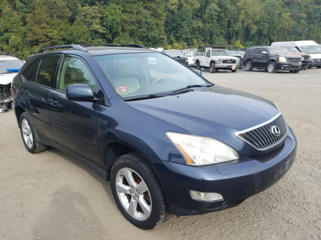 Salvage cars for sale from Copart Marlboro, NY: 2006 Lexus RX 330