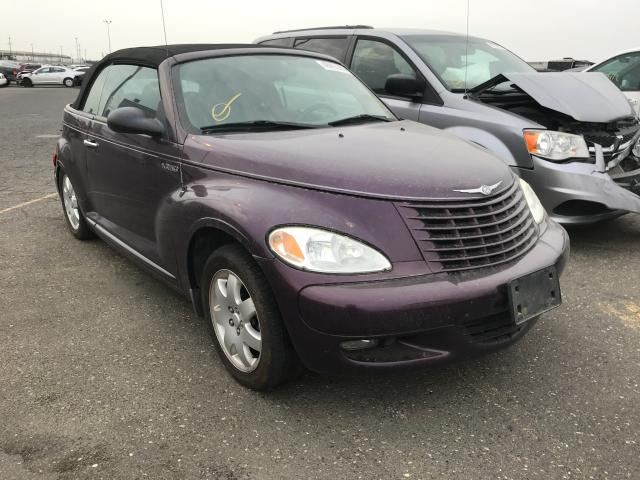 Salvage cars for sale from Copart Pasco, WA: 2005 Chrysler PT Cruiser