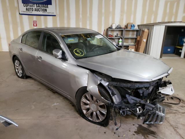 Salvage cars for sale from Copart Chalfont, PA: 2011 Hyundai Genesis 3