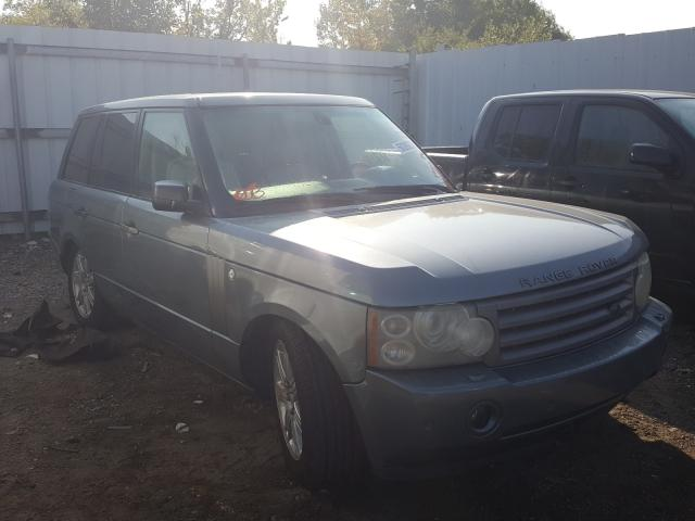 Land Rover salvage cars for sale: 2006 Land Rover Range Rover