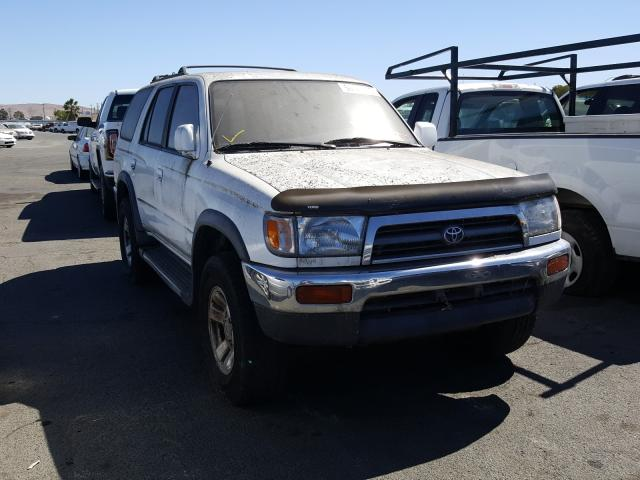 Toyota 4runner salvage cars for sale: 1996 Toyota 4runner