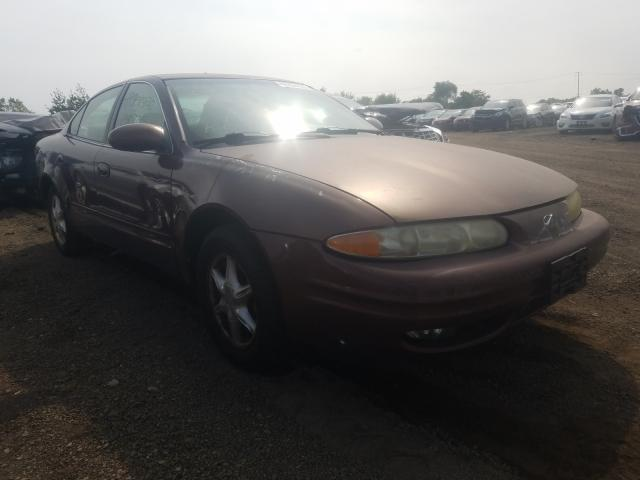 Oldsmobile salvage cars for sale: 1999 Oldsmobile Alero GL