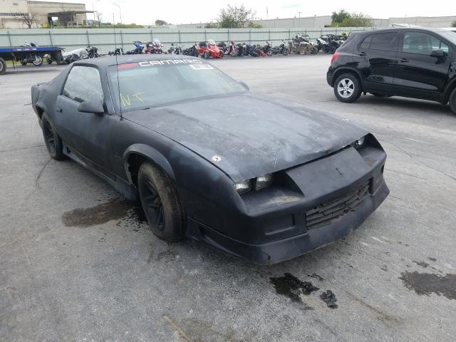 Chevrolet Camaro RS salvage cars for sale: 1992 Chevrolet Camaro RS