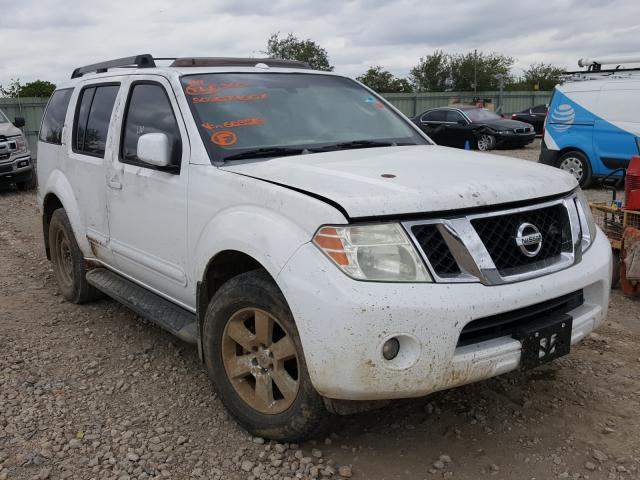 Salvage cars for sale from Copart Kansas City, KS: 2008 Nissan Pathfinder