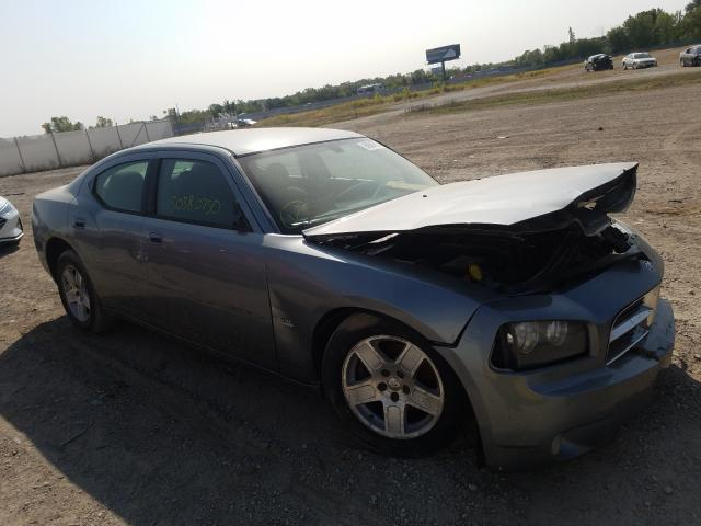Salvage cars for sale from Copart Cicero, IN: 2006 Dodge Charger SE