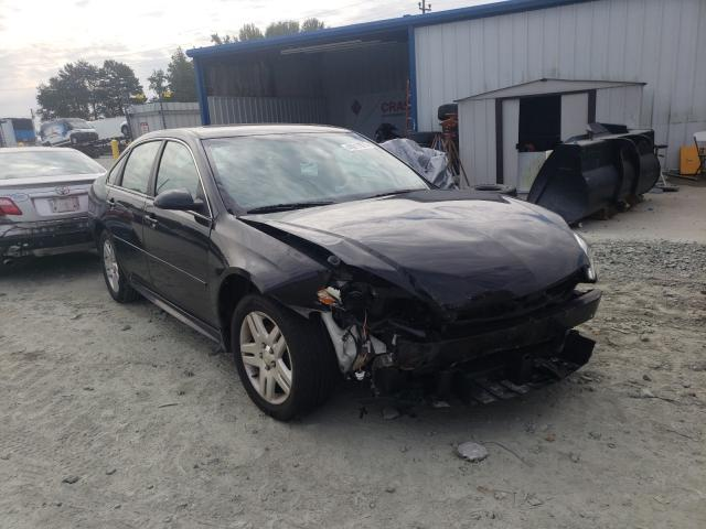 Salvage cars for sale from Copart Mebane, NC: 2016 Chevrolet Impala LIM