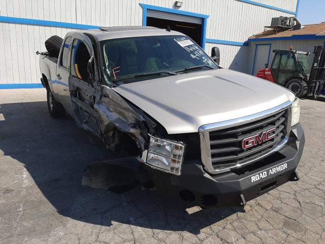 Salvage cars for sale from Copart Las Vegas, NV: 2008 GMC Sierra K25
