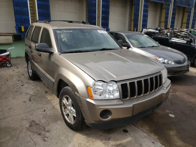 Jeep Grand Cherokee salvage cars for sale: 2005 Jeep Grand Cherokee