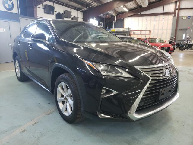 Lexus RX 350 Base salvage cars for sale: 2016 Lexus RX 350 Base