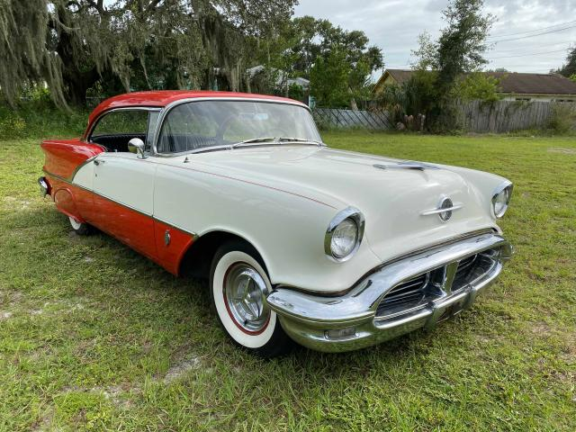 Oldsmobile salvage cars for sale: 1956 Oldsmobile 88