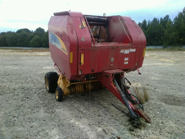 Salvage cars for sale from Copart Chatham, VA: 2012 New Holland HAY Baler